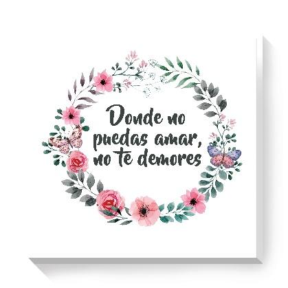 Imayinecom Cuadro Frase Frida Kahlo